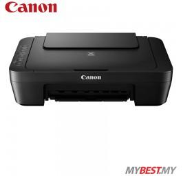 Canon Pixma E470 3-in-1 WiFi Inkjet Printer