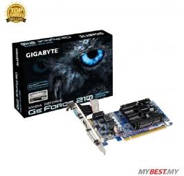 Gigabyte Nvidia Geforce 210 1GB DDR3 Graphics Cards