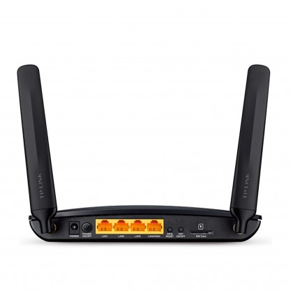TP-LINK AC750 Wireless Dual Band 4G LTE / 3G WiFi SIM Router MR200