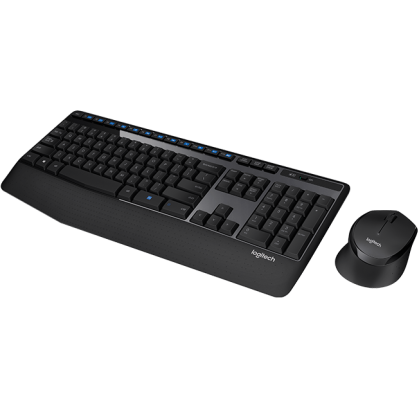 Logitech Wireless Combo MK345