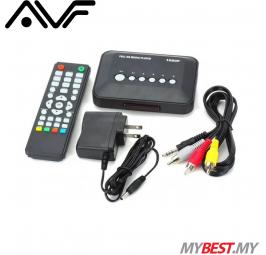 AVF HD MediaBox AH021 Media Player Box