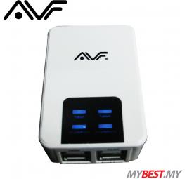 AVF AUTA09 4 USB Power Adapter