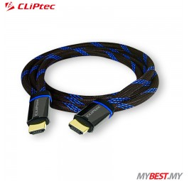 CLiPtec OCD550 High Speed HDMI Cable with Ethernet 1.8 m