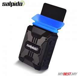 Salpido V6 Portable Notebook Air Cooler Radiator Exhaust Fan