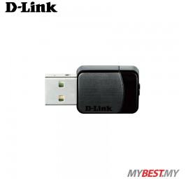 D-Link DWA-171 AC600 Wireless Dual Band Mini Adapter