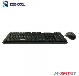 ZEE-COOL ZC-WKM8 Wireless Keyboard Mouse Suit