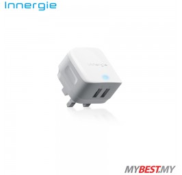 Innergie PowerJoy Pro 24 Dual 2.4A USB Wall Charger