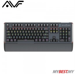 AVF GamingFreak MXRGB9 MECHANICAL Gaming Keyboard