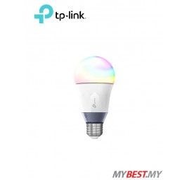 TP-LINK Smart Wi-Fi Wireless LED E27 Bulb with Color Changing Hue 800lm LB130