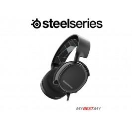 SteelSeries Arctis 3 7.1 Surround Gaming Headset (Black)