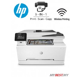 HP COLOR LASERJET PRO MFP M280NW MULTIFUNCTION A4 WIRELESS COLOR PRINTER -T6B80A