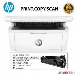 HP LaserJet Pro MFP M28a All-In-One Laser Printer