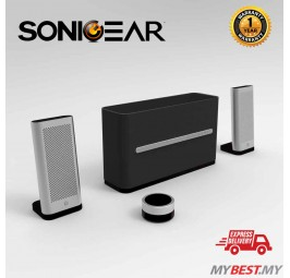 SonicGear Space 7 Hi-Fi Bluetooth Speaker with Pure Rich Sound