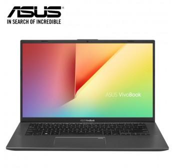 "Asus Vivobook A412D-AEK154T (Grey) 14"" FHD Laptop ( R5-3500U, 4GB, 256GB, ATI, W10 )"