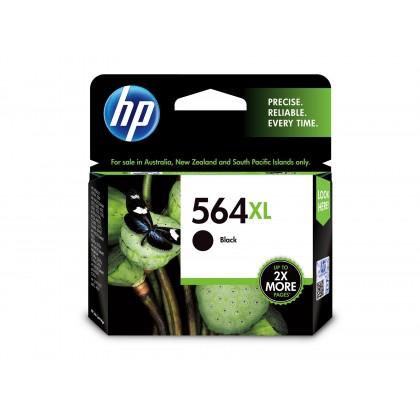 HP 564XL BLACK INK CARTRIDGE (CN684WA)