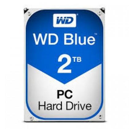 """WD CAVIAR BLUE 3.5"""" 2TB INTERNAL HARD DRIVE"""