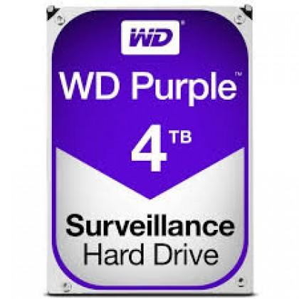 """WD SURVEILLANCE PURPLE 3.5"""" 4TB INTERNAL HARD DRIVE"""