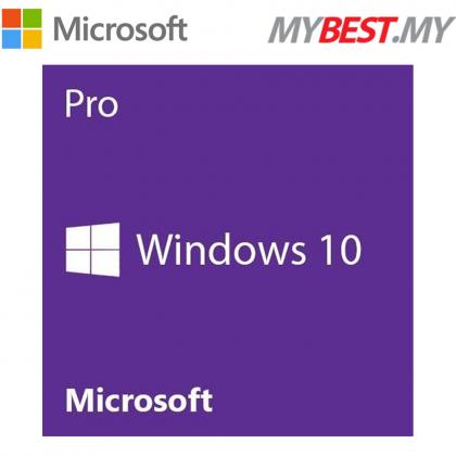 MICROSOFT WINDOW 10 PRO (OEM) 64 BIT