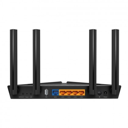 TP-Link Archer AX20 - AX1800 Dual-Band Gigabit Wi-Fi 6 Router, suitable for UniFi / Maxis / Time Fiber