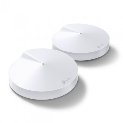 TP-LINK AC1300 WHOLE-HOME MESH WI-FI SYSTEM DECO M5 - 2 PACK