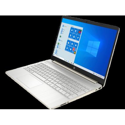 "HP 15S-EQ0149AU (GOLD) LAPTOP (RYZEN 5 3500U,8GB,512GB SSD,15.6"" FHD,VEGA GRAPHICS,WIN10) FREE BACKPACK + PRE-INSTALLED OFFICE H&S 2019"