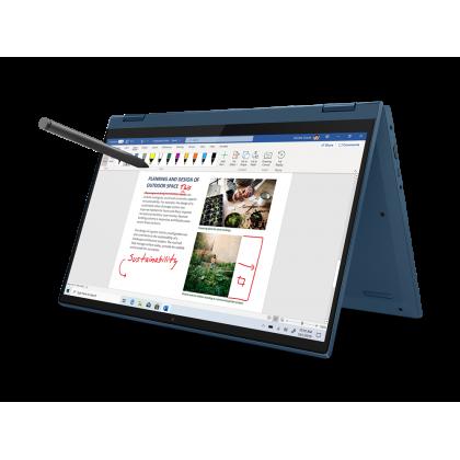 Lenovo IdeaPad Flex 5 14ITL05 82HS003WMJ 14'' FHD Touch Laptop Abyss Blue ( I5-1135G7, 16GB, 512GB SSD, MX450 2GB, W10, HS )