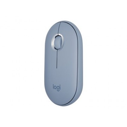 LOGITECH M350 WIRELESS MOUSE (BLUE)