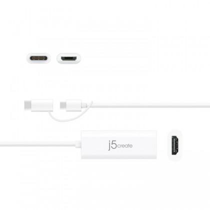 J5 CREATE USB OTG ANDROID HDMI DISPLAY (JUA165C)