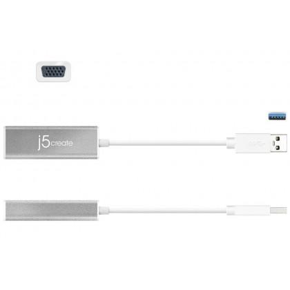 J5 CREATE USB 3.0 TO VGA SLIM DISPLAY (JUA315)