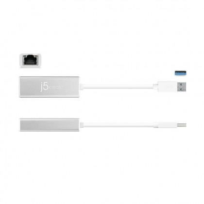 J5 CREATE USB 3.0 GIGABYTE ETHERNET (JUE130)