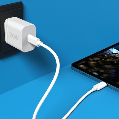 J5 CREATE 20W PD USB-C WALL CHARGER (JUP1420F)
