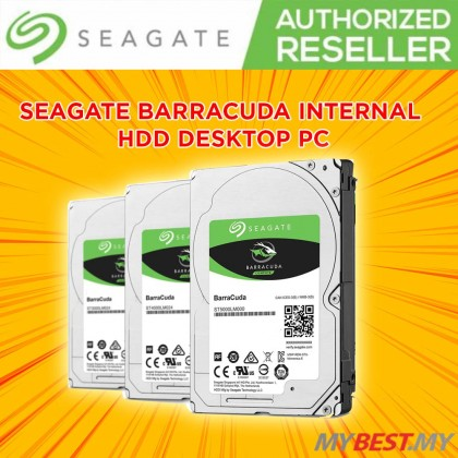 "Seagate Barracuda 1TB 3.5"" 7200RPM HDD"