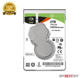Seagate 2TB FireCuda ST2000LX001 Solid State Hybrid Drive 2.5'